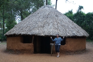 Luo First Wife Hut