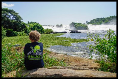Me at Karuna Falls