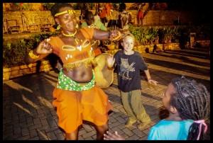 Ndere Dancing