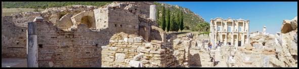 Ephesus Panorama