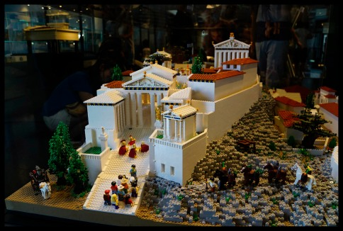The LEGO Acropolis
