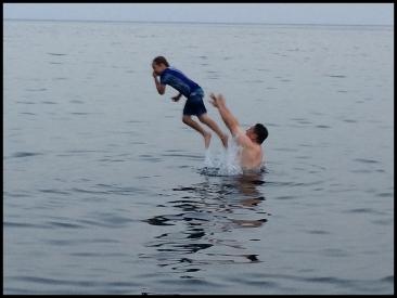I can fly like Superman!