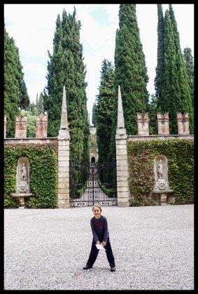 Verona - Giardino Giusti