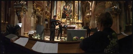 Vienna - Mozart Concert - BORING!