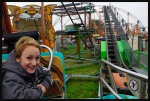 Vienna Roller Coaster