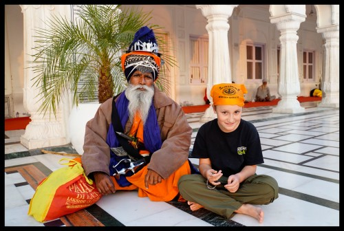 Amritsar - Making Friends