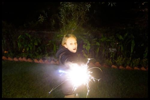 Diwali Sparklers!