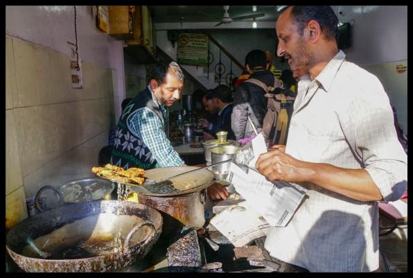 Shimla Street Food
