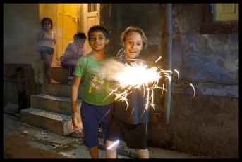 Jodhpur - Sparklers!