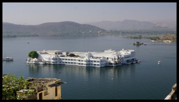 The Lake Palace