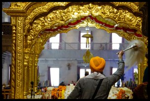Delhi- Gurdwara