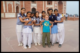 Delhi - Making more friends