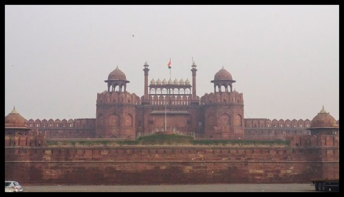 Delhi - The Red Fort