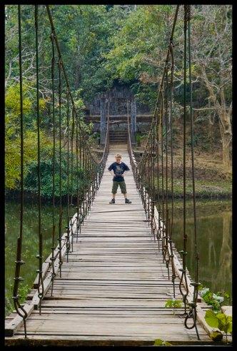 A long bridge