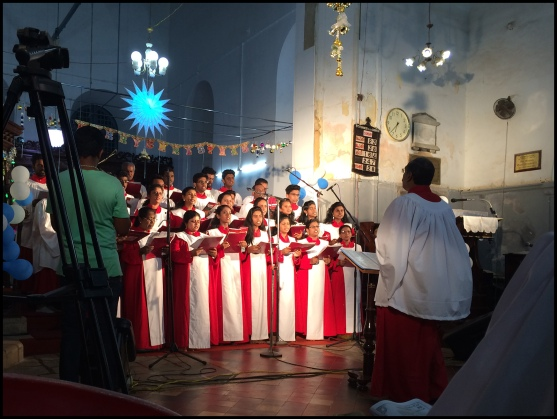Carol Service at St. Francis Church
