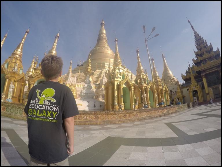 The AMAZING Shwedagon
