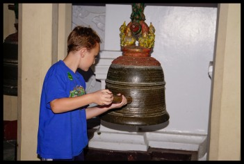 Ringing a bell