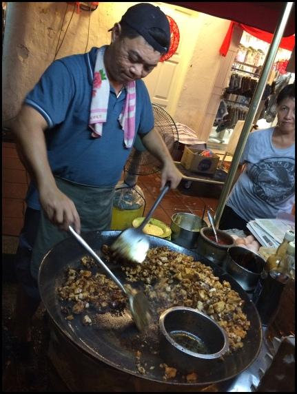 Street Food - Radish