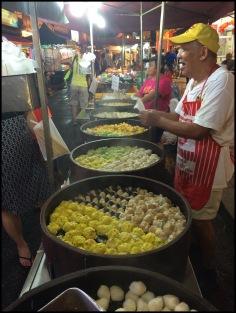 Street Food - Dumplings