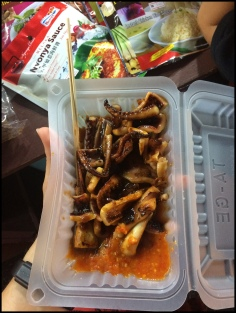 Street Food - Octopus