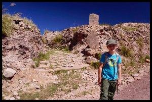 Prehispanic Trail