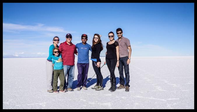 Our really fun tour group!