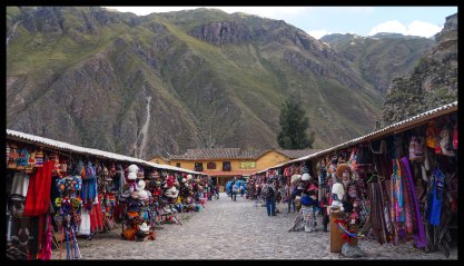The artisan market