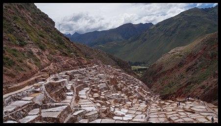 Salt Pans de Maras