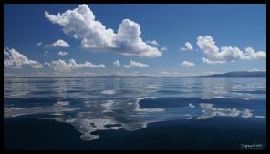 Beautiful Lake Titicaca