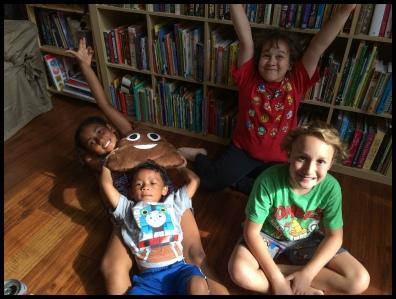 Fun with Kirsten, David, and Victoria in Dallas