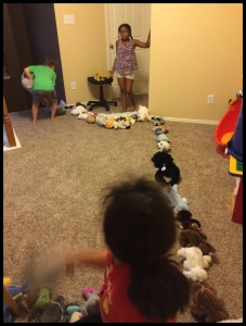 Stuffed Animal Play