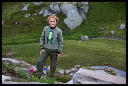 An amazing hike to Kjerag!
