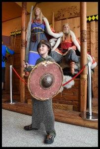 Viking James Dressup