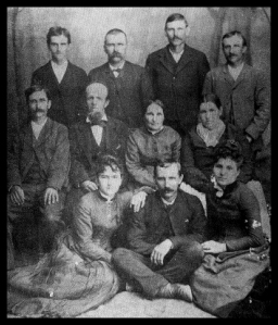 Second Generation of Christilles' in Texas.