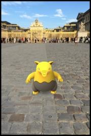 My Versailles Pokemon