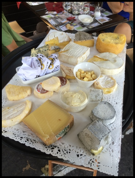 So much cheese!