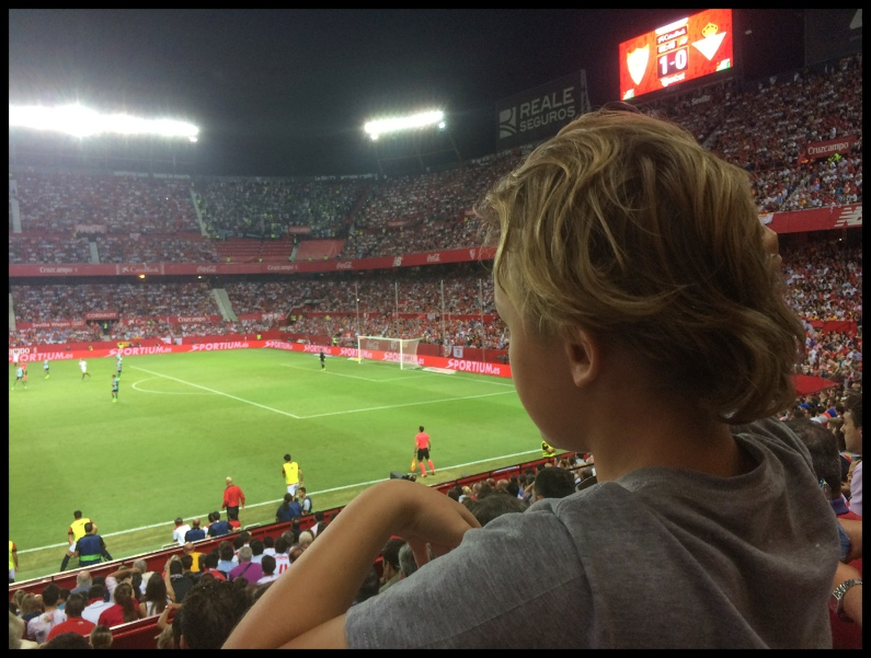Go Sevilla!