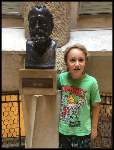 Hangin' with my bud Gaudí