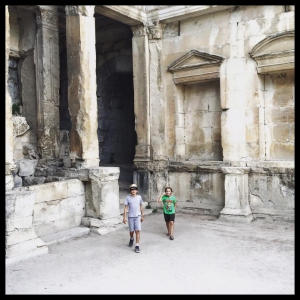 Exploring the Temple of Diana