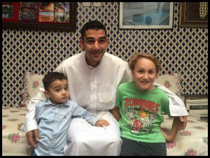 aziz-and-family