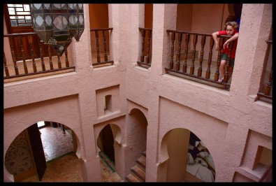 Exploring the Kasbah