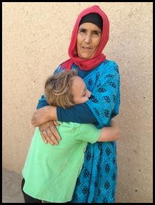 My Moroccan Grandma, Mahelo in Berber.