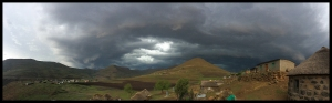 A very scary looking storm!